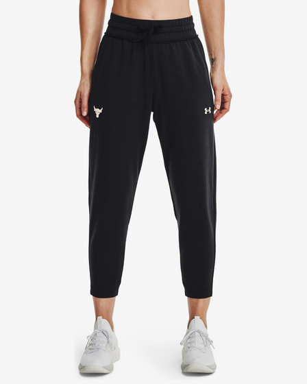 Under Armour Project Rock Terry Crop Долнище