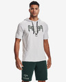 Under Armour Project Rock Charged Cotton® Тениска
