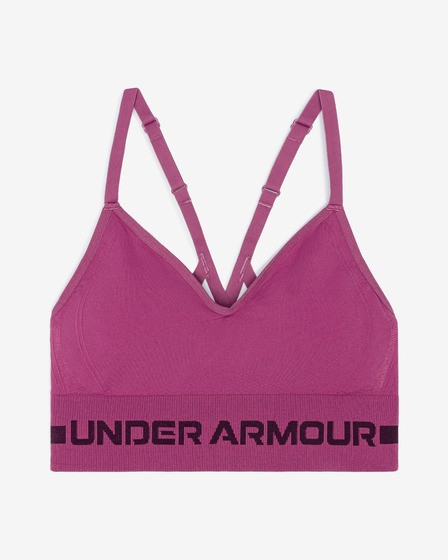 Under Armour Seamless Low Long Sports Сутиен