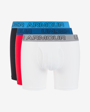 "Under Armour Charged Cotton® Stretch 6"" Боксерки 3 броя"