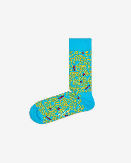 Happy Socks Keith Haring All Over Чорапи