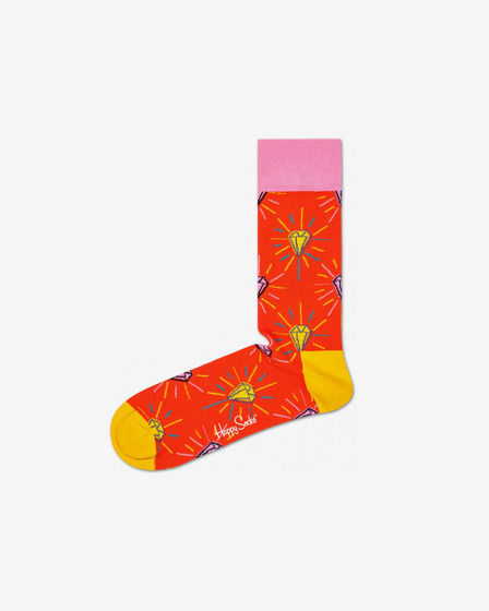 Happy Socks Pink Panther Pink Plunk Plink Чорапи